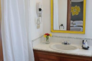 Villa Boscardi's Room 1 Bathroom