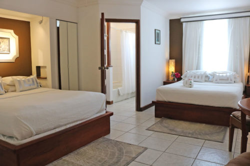 Villa Boscardi's Room 2